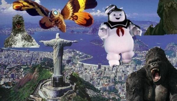 Ao vivo do Brasil: o caos continua