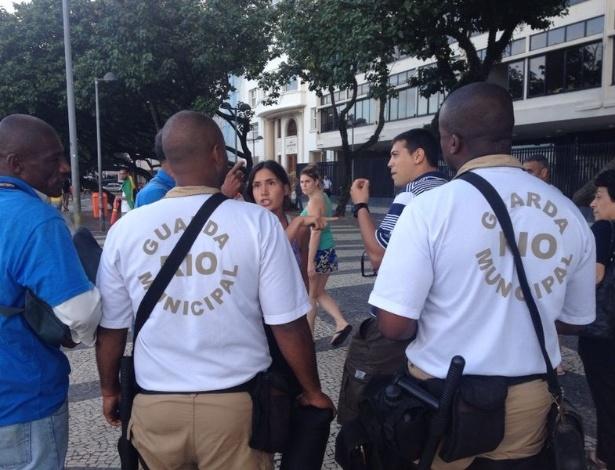 Argentino é acusado de atentado ao pudor na Praia de Copacaba, no Rio de Janeiro