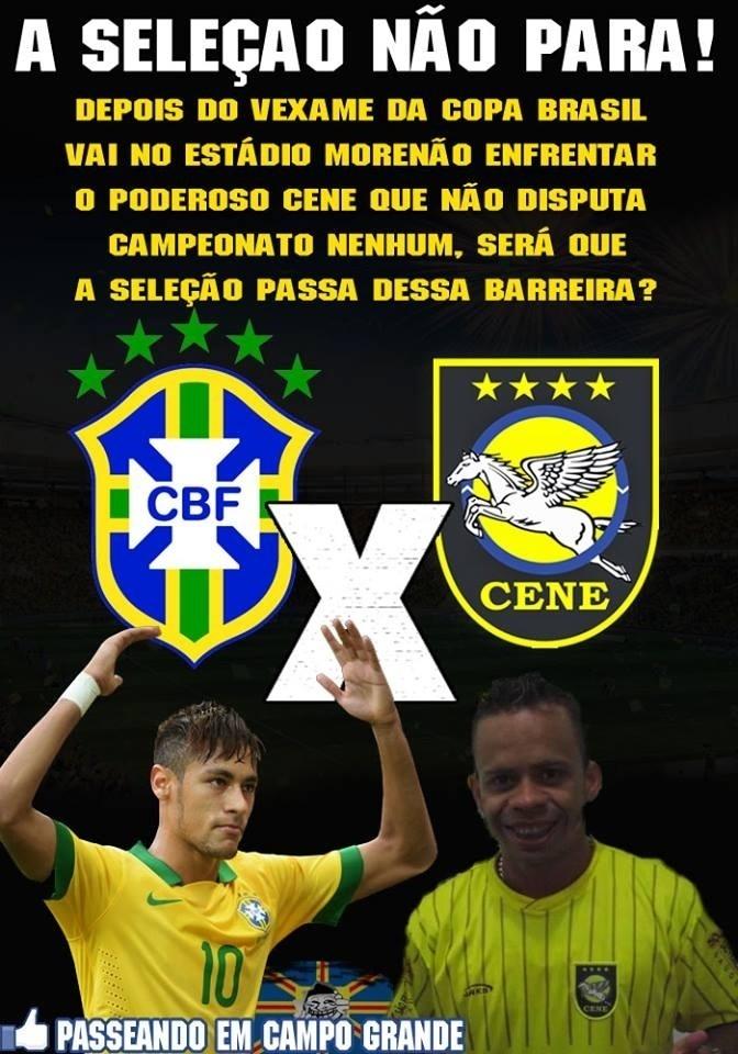 Brasil já marca amistosos para depois da Copa