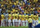 Torcida tenta apoiar, mas derrota faz seleção terminar Copa com vaia - AFP PHOTO / ODD ANDERSEN