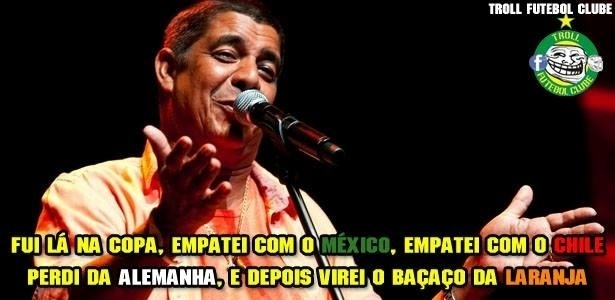 Zeca Pagodinho já tem um novo hit