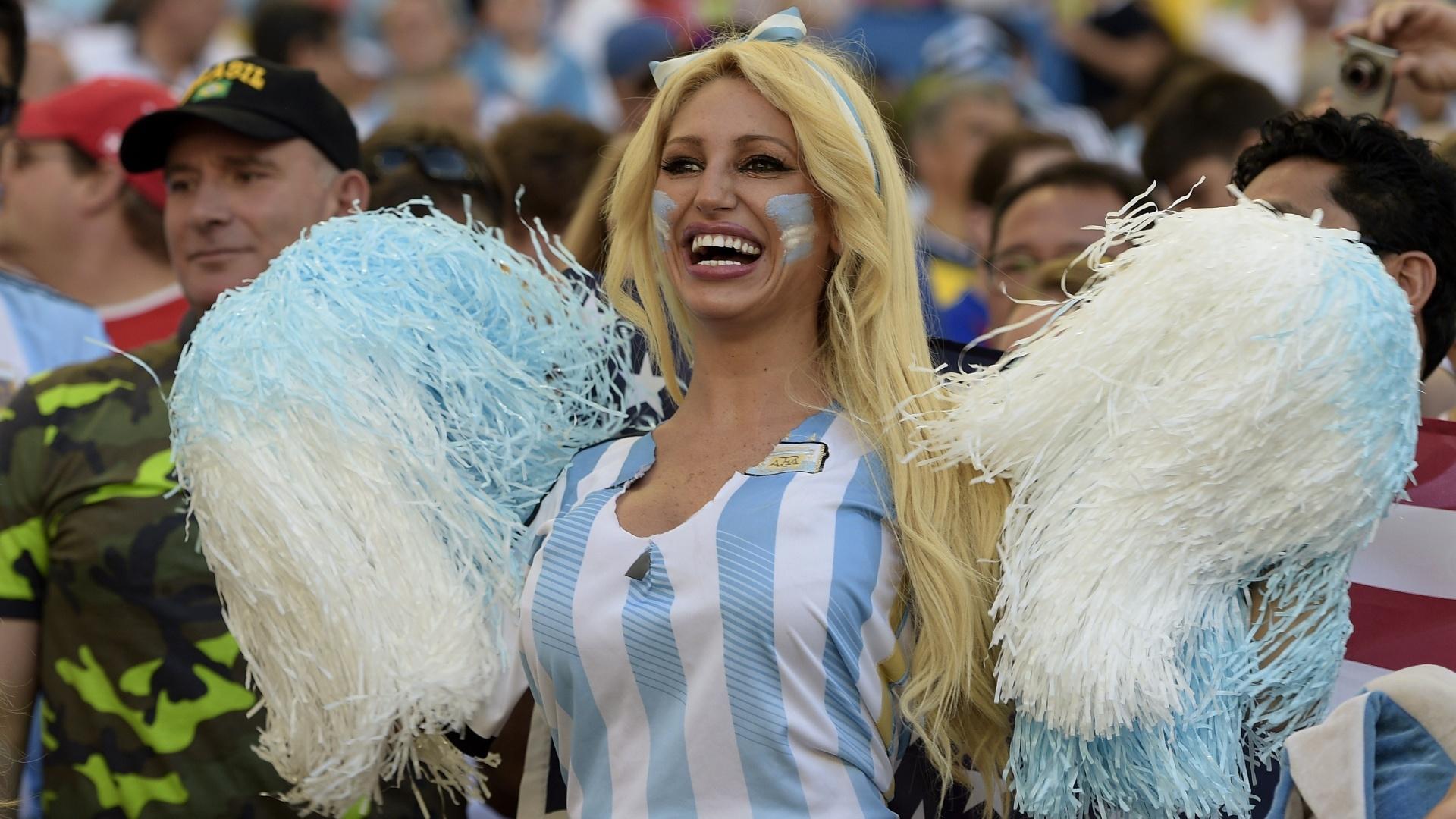 Argentina conta até com