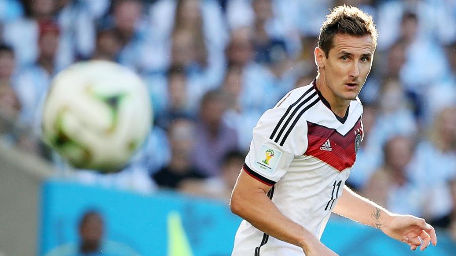 Miroslav Klose é o maior artilheiro da história das Copas e foi o goleador máximo de 2006 - Flavio Florido/UOL