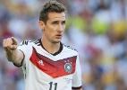 Maior artilheiro da história das Copas, Klose oficializa aposentadoria - FLAVIO FLORIDO/UOL