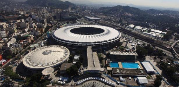 O Maracanã, onde Botafogo, Fluminense e Flamengo adotam preços distintos de ingressos