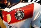 Simpatia e sucesso levaram Alemanha a vender 2 milhões de camisas no Brasil - REUTERS/Ralph Orlowski