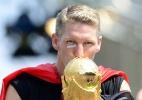 """Técnicos dizem que Copa teve """"melhor futebol da história"""" em congresso - AFP PHOTO / ROBERT MICHAEL"""