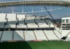 Duas mil cadeiras do Itaquerão são removidas do estádio após fim da Copa - Divulgação