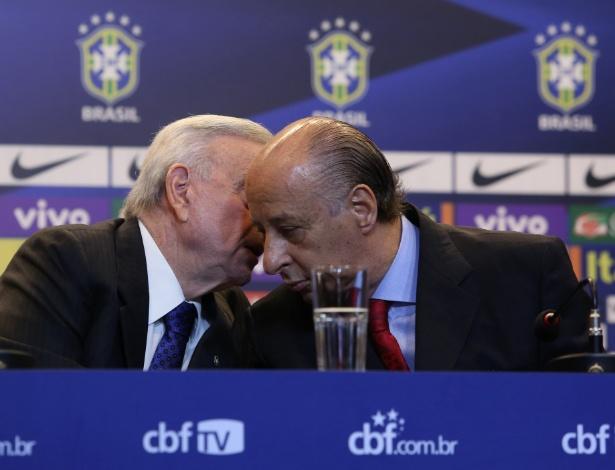 Ex e atual presidente da CBF teriam recebido R$ 500 mil cada pela Copa do Brasil de 2013