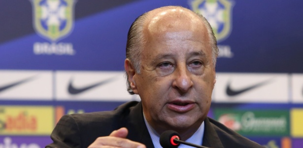 Del Nero anunciou decisão durante sorteio dos grupos para o Paulista  - Bruno Domingos / Mowa Press