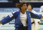 Atual campeã, Rafaela Silva vai para repescagem no Mundial da Rússia - Fernando Maia/UOL