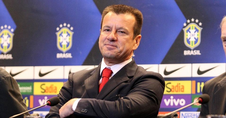 Dunga reassume o cargo de técnico da seleção brasileira após quatro anos