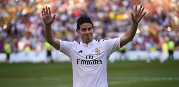 Novo contrato com a Adidas pagaria R$ 610 milhões por ano ao Real Madrid, diz jornal - Pierre-Philippe Marcou/AFP Photo