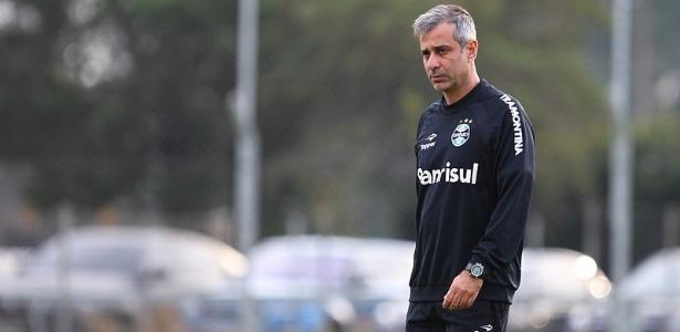 Preparador físico Fábio Mahseredjian fará parte da comissão técnica da seleção - Lucas Uebel/Divulgação/Grêmio FBPA