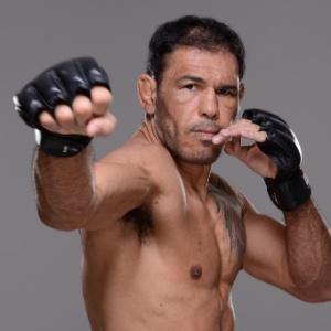 Rogério Minotouro luta no Ibirapuera dia 19 contra americano Ryan Bader  - Getty Images