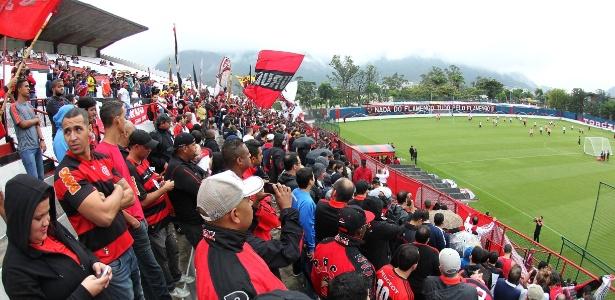 O sonho do estádio na Gávea ainda está bem distante para a torcida do Flamengo