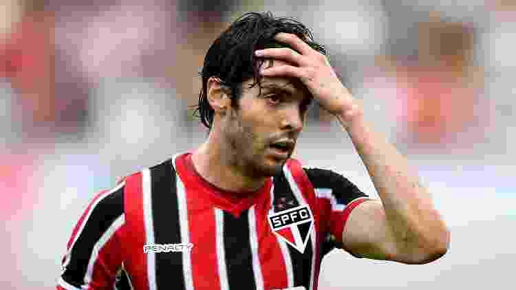 São Paulo tem dívida de cerca de US$ 1 milhão pelo empréstimo de Kaká, ocorrido em 2014 - Getty Images - Getty Images