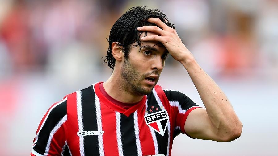 São Paulo tem dívida de cerca de R$ 6 milhões pelo empréstimo do ex-jogador Kaká, ainda em 2014 - Getty Images