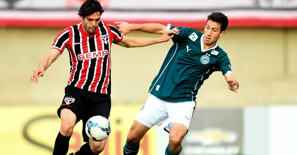 Kaká voltou ao São Paulo após 11 anos na Europa