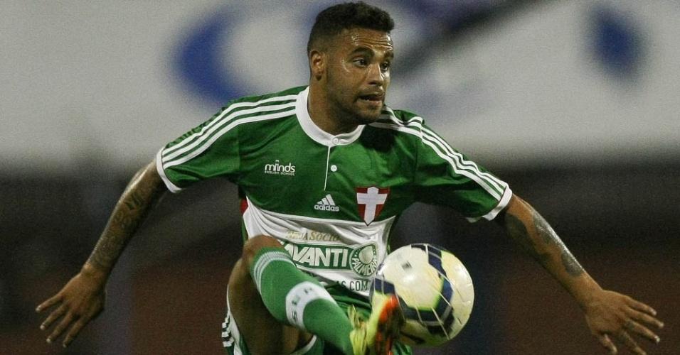 Weldinho, lateral do Palmeiras