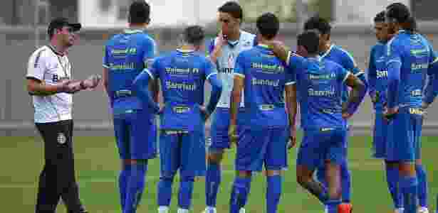 Jardine Grêmio - Lucas Uebel/Divulgação/Grêmio - Lucas Uebel/Divulgação/Grêmio