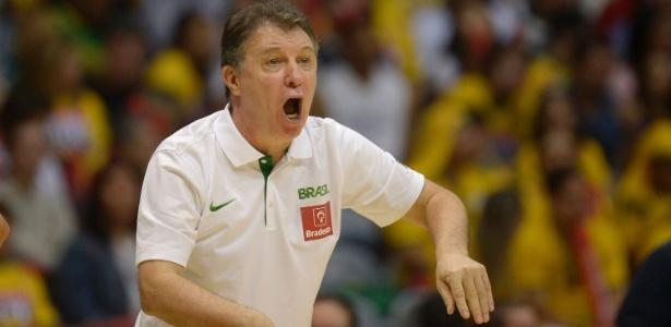 Magnano ainda não sabe se vai dirigir o Brasil nos Jogos Pan-Americanos de Toronto