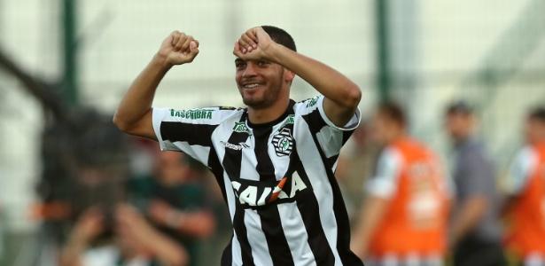 Clayton é o novo reforço do Atlético-MG