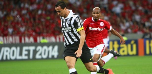 Enderson Moreira trabalhou com Leandro Damião no Internacional em 2011 6bac74415432b