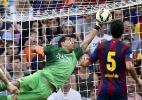 Bravo desabafa após críticas por pedir dispensa de seleção chilena - AFP PHOTO / FABRICE COFFRINI