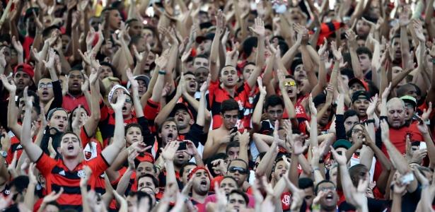 Flamengo continua como o clube mais popular, mas viu diferença diminuir - Buda Mendes/Getty Images