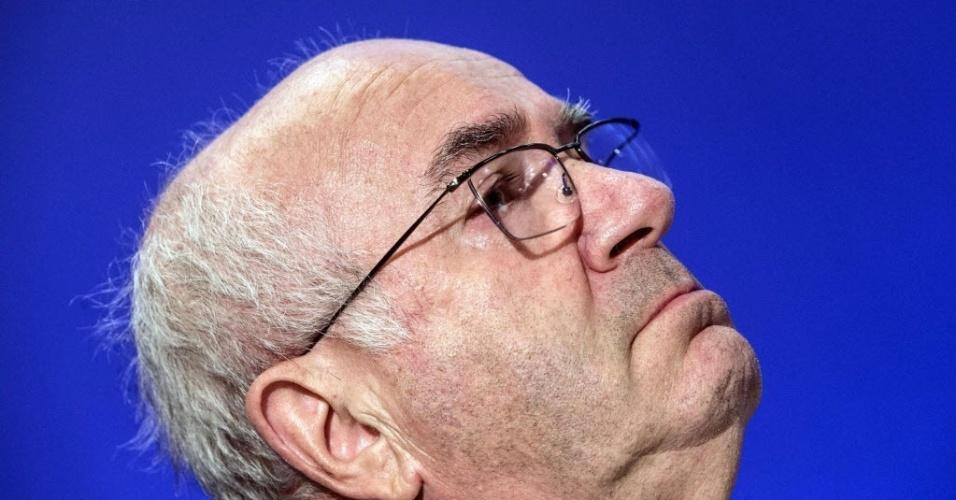 Carlo Tavecchio, novo presidente da Federação Italiana de Futebol