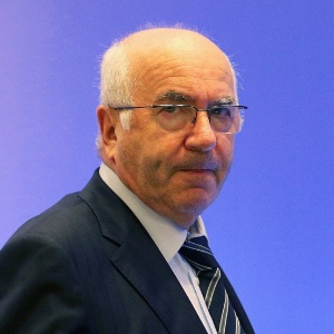 Carlo Tavecchio, presidente da Federação Italiana de Futebol