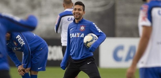 Petros defendeu o Corinthians entre as temporada 2014 e 2015