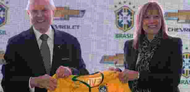 CBF ganha novo patrocinador principal para a seleção brasileira - 15 ... 7987815164ada