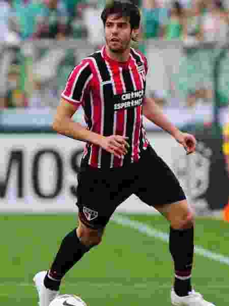 Kaká em jogo do São Paulo - Júnior Lago/UOL