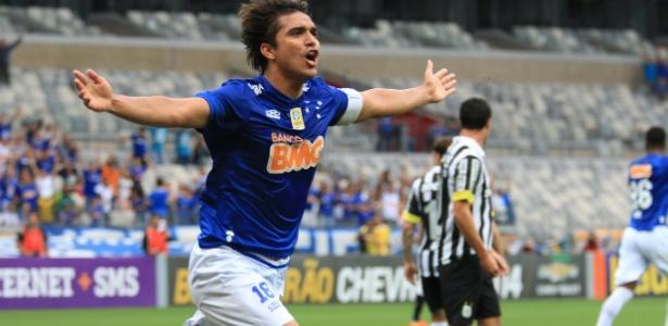 Marcelo Moreno foi campeão brasileiro pelo Cruzeiro em 2014
