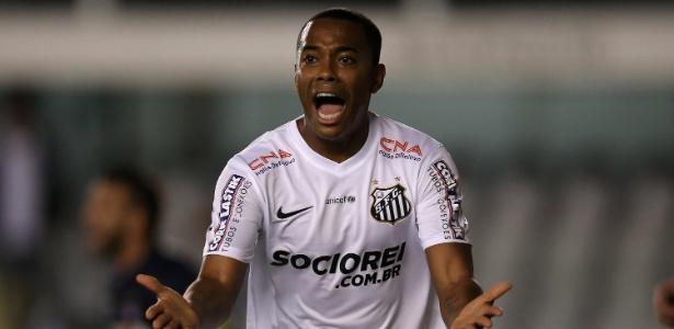 Robinho contra o Corinthians é vitória quase garantida. E agora 8c8a2de3a823