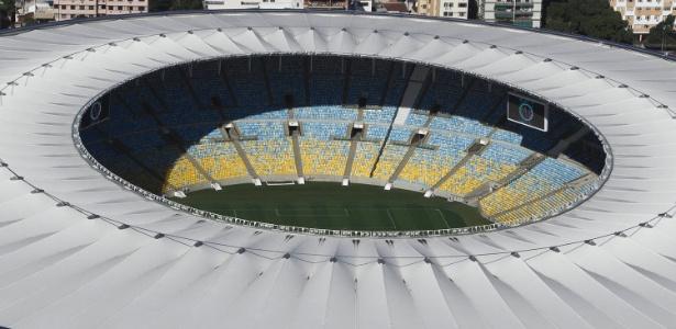 Donos de cadeiras perpétuas do Maracanã não tiveram direito a acesso na Copa do Mundo de 2014