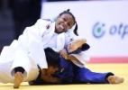 Érika Miranda quebra maldição e conquista bronze no Mundial de judô - Divulgação