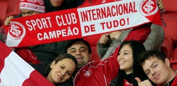 Internacional espera reaproximar torcedor sem condições financeiras do clube