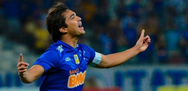 Marcelo Moreno é o sonho do Cruzeiro para o setor ofensivo em 2017 - Washington Alves / Light Press