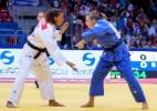 Rafaela Silva perde disputa do bronze e é quinta no Mundial - CBJ/Divulgação