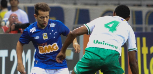 Everton Ribeiro foi convocado recentemente para amistosos da seleção brasileira