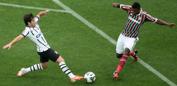 Lodeiro teve poucas chances no Corinthians - Friedemann Vogel/Getty Images