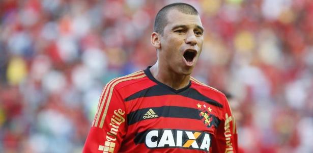 Neto Baiano soma 84 gols com a camisa do Vitória - ALEXANDRE GONDIM/JC IMAGEM/ESTADÃO CONTEÚDO