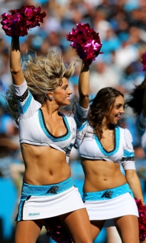 Cheerleaders do Carolina Panthers