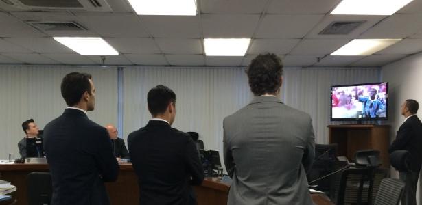 Em sessão da 3ª Comissão Disciplinar, STJD decide excluir o Grêmio da Copa do Brasil por ofensas racistas ao goleiro Aranha - Pedro Ivo Almeida / UOL