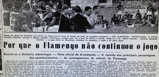"""""""Jogo do Senta"""" foi amplamente noticiado pela mídia na época - Reprodução/arquivo"""