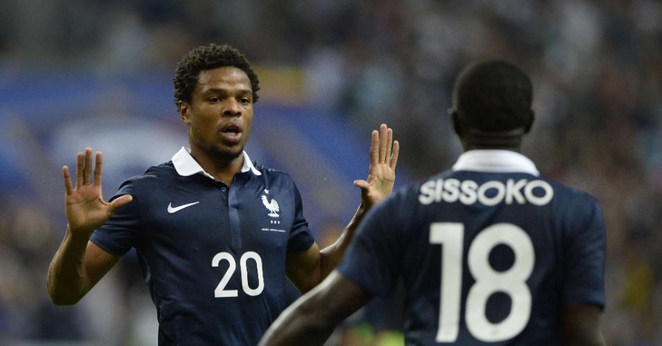 Remy comemora gol da França