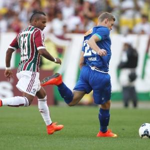 72e29013ef264 Henrique destaca Cruzeiro reforçado em semana decisiva no Brasileirão.  Fluminense e Cruzeiro se enfrentam pelo Brasileirão
